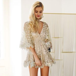 Sexy Bohemian Dress