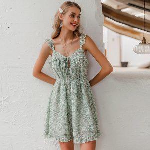 Hippie Girl Dress