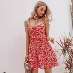 Little Hippie Summer Short Dress