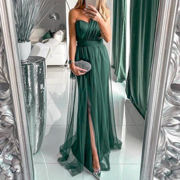 Bohemian Ceremony Dress