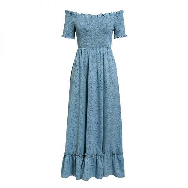 Beautiful Bohemian Maxi Dress