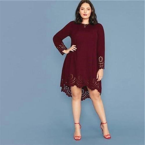 Dress boheme chic large size