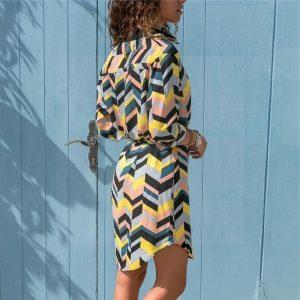 Original bohemian style dress