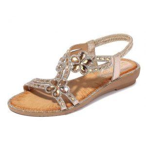 Bohemian Strass Sandals