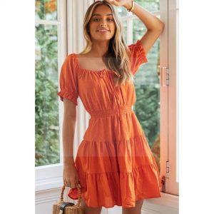 Bohemian chic quality dress