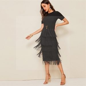 Bohemian dress long dress